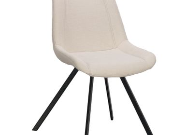 Chaises - Ray Chair white  - POLE TO POLE