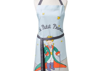 Linge d'office - Le Petit Prince - Cape Adulte / Tablier imprimé - COUCKE