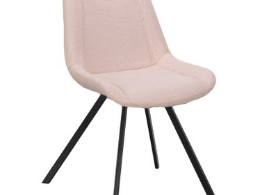 Chaises - Ray Chair Pink - POLE TO POLE