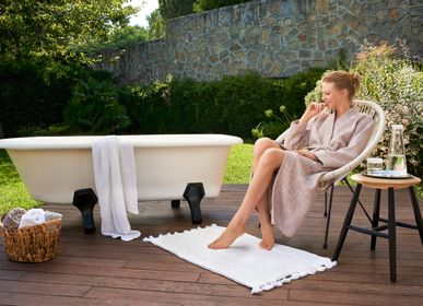 Other bath linens - Modal-Cotton Waffle Towel - L'APPARTEMENT
