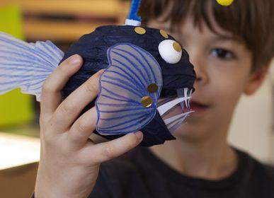 """Loisirs créatifs - Kit Loisirs créatifs et éducatif """"Au fond des océans"""" - Jouets DIY enfant - L'ATELIER IMAGINAIRE"""