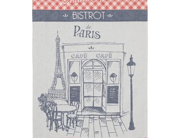 Tea towel - Authentique Bistrot / Tea towel - COUCKE