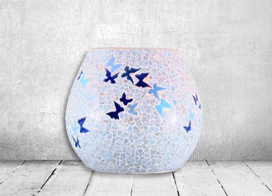 Design objects - Butterfly Jar - ATELIER DE MOSAIQUE L.TORNO