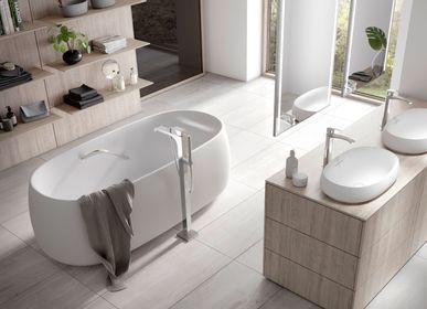 Bathtubs - Flotation tub, rounded - TOTO