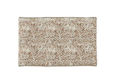 Mounting accessories - Pearls beige bath mat BA70091 - ANDREA HOUSE