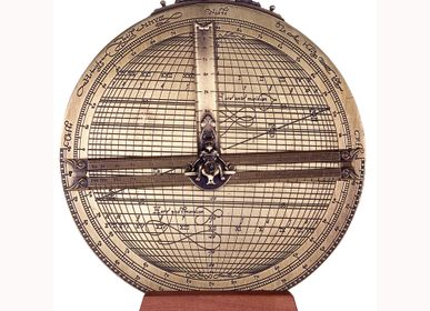 Decorative objects - Rojas´Universal Astrolabe - HEMISFERIUM