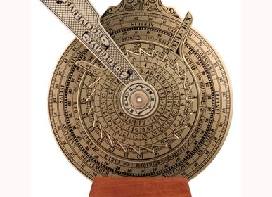 Decorative objects - Nocturlabe or Nocturnal dial - HEMISFERIUM