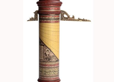 Gifts - Sundial Vertical Cylindrical - HEMISFERIUM