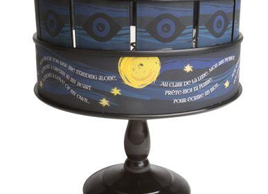 Cadeaux - Zoetrope lunaire - HEMISFERIUM