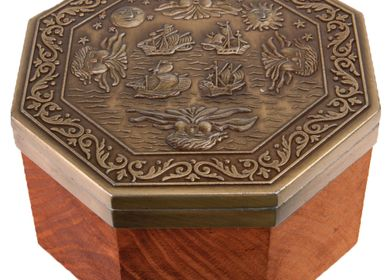 Decorative objects - Marine or Cardan Compass - HEMISFERIUM