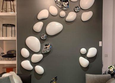 Autres décorations murales - PIERRE - Décoration murale - FUORILUOGO CHROME DESIGN