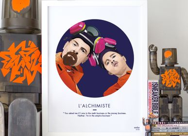 Poster - POSTER - THE ALCHEMIST - ASÅP CREATIVE STUDIO