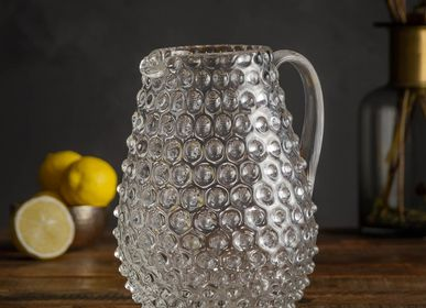 Carafes - Pitcher spout 1.75L clear diamond tip - CHEHOMA