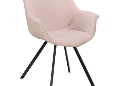 Fauteuils - Ray Arm Chair pink - POLE TO POLE