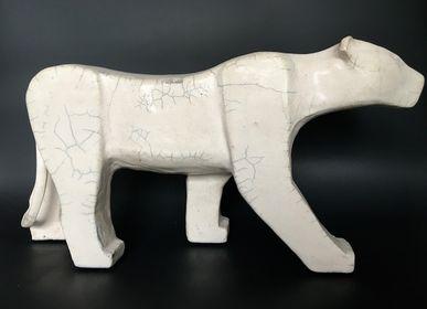 Sculpture - Melten - Panthère - FRENCH ARTS FACTORY