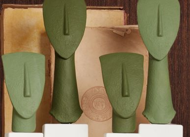 Sculptures, statuettes et miniatures - Statues de portraits cycladiques - SOPHIA ENJOY THINKING