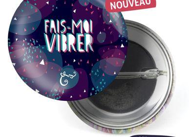 Ready-to-wear - Badge Les Parisiennes Vibrations - LES PARISIENNES D'EMILIE FIALA