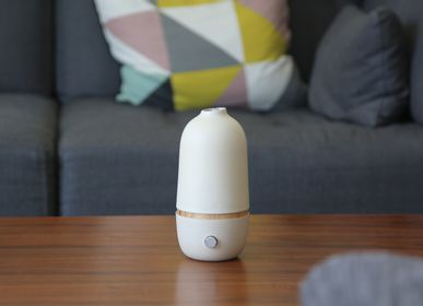 Design objects - BO WHITE: Nebulising essential oil diffuser - INNOBIZ