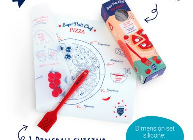 Kitchen utensils - Kit Pizza SuperPetit chef - SUPERPETIT