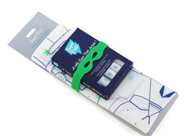 Papeterie - set de table en silicone à colorier avec ses 5 feutres effaçables inclus - CACTUS - SUPERPETIT