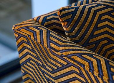 Fabrics - MODERNIST JACQUARD VELVET - ALDECO INTERIOR FABRICS