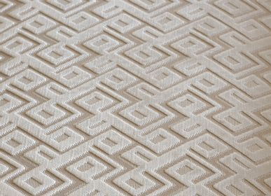 Upholstery fabrics - ANNI JACQUARD VELVET - ALDECO INTERIOR FABRICS