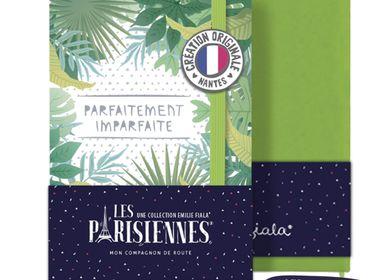 Accessoire de voyage / valise - Carnet Les Parisiennes Parfait - LES PARISIENNES D'EMILIE FIALA