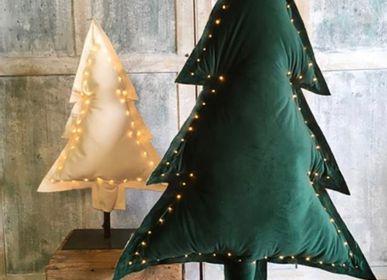 Other Christmas decorations - Velvet Christmas Trees - ROSE VELOURS