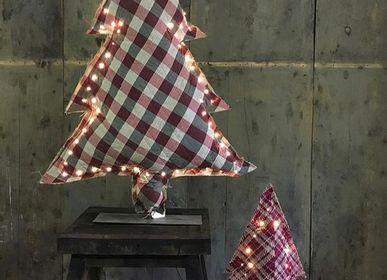 Autres décorations de Noël - Sapins de noël  - ROSE VELOURS