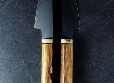 Knives - Japanese and Nordic inspired fixed knives - ATELIER PEV