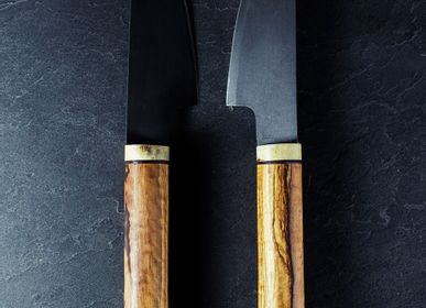 Knives - Japanese and Nordic inspired fixed knives. - ATELIER PEV