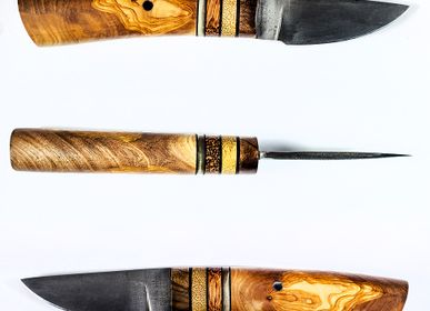 "Unique pieces - ""Le Norrois"" Olivewood,... - ATELIER PEV"
