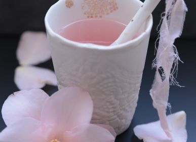 Objets de décoration - Gobelets et tasse expresso - MYRIAM AIT AMAR