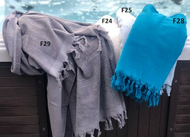Fixing accessories - Sponge hammam towels - FOUTAZUR / VTF