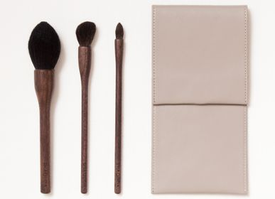 Gifts - UBU 3 Brushes & Case - SHAQUDA