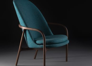 Lounge chairs - NEVA HIGH Lounge  - ARTISAN