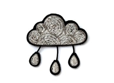 Gifts - Brooch - Cloud and Rain  - MACON & LESQUOY