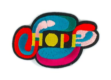 Customizable objects - Patch - Funky Hope - MACON & LESQUOY