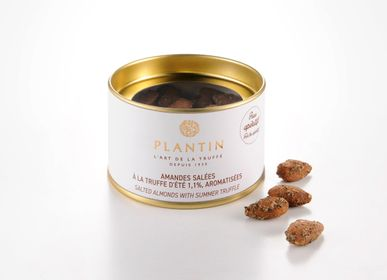 Delicatessen - Salted almonds with summer truffle - PLANTIN