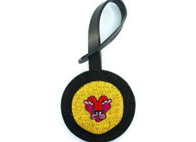 Jewelry - Luggage Tag - Lion - MACON & LESQUOY