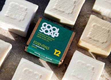 Gifts - ESSENTIALS SOAP BARS 10-11-12 - COOL SOAP