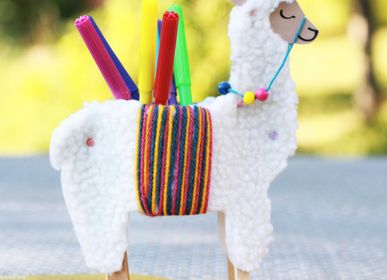 "Creative Hobbies - Creative and educational DIY set ""Llama"" - DIY toys for children - L'ATELIER IMAGINAIRE"