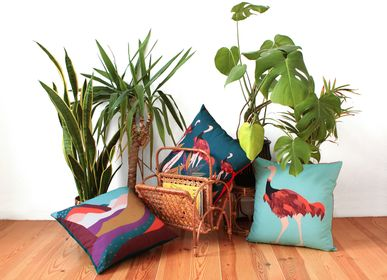 Fabric cushions - SAFARI cushions - MY FRIEND PACO