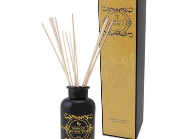 Home fragrances - Luxury reed diffusers collection Barocco Fiorentino - GRAZIANI SRL