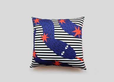 Fabric cushions - Reptilian cushions - MY FRIEND PACO