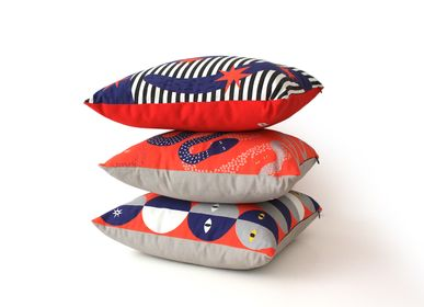 kids linen - Reptilian cushions - MY FRIEND PACO