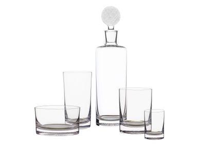 "Design objects - Drinking Set No.248 ""Loos"" - J. & L. LOBMEYR"