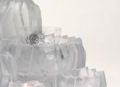 Art glass - Glacier Series - J. & L. LOBMEYR