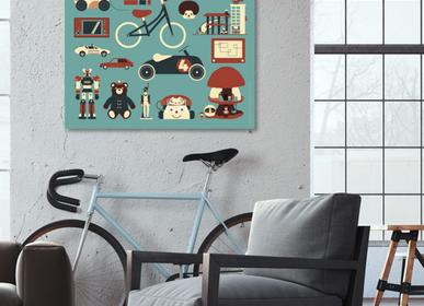 Decorative items - DISPLAYS/GAMES - LES JOLIES PLANCHES