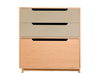 Furniture and storage - CHEST OF DRAWERS MOCHA GREY - KULILE
